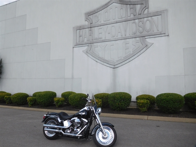 2017 Harley-Davidson Softail Fat Boy at Bumpus H-D of Murfreesboro