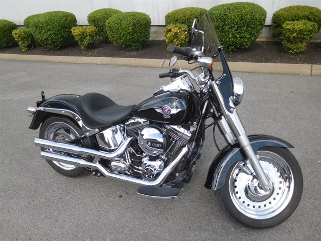 2017 Harley-Davidson Softail Fat Boy at Bumpus H-D of Murfreesboro