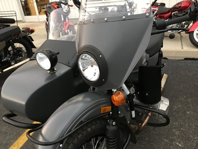 2016 URAL Gear Up at Randy's Cycle, Marengo, IL 60152