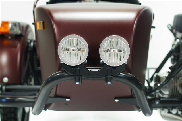 2019 URAL LED DUAL SIDECAR LIGHT KIT at Randy's Cycle, Marengo, IL 60152