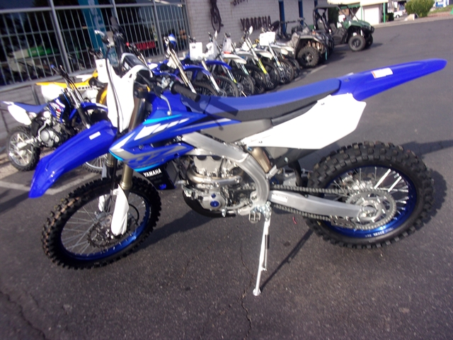 2020 Yamaha YZ 450F at Bobby J's Yamaha, Albuquerque, NM 87110