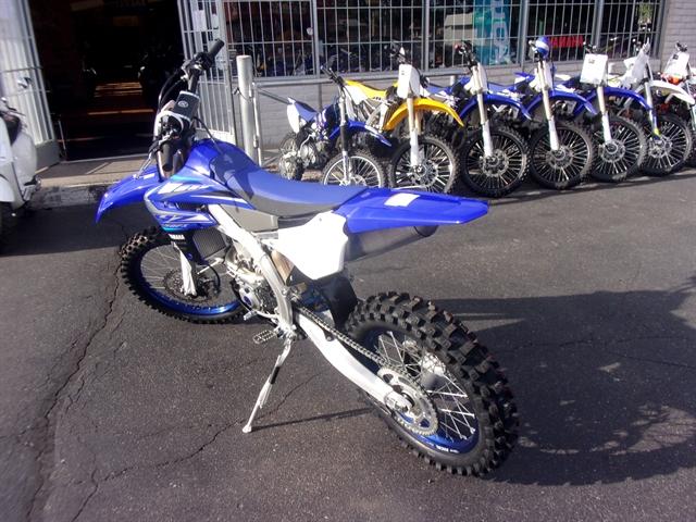 2020 Yamaha YZ 450F at Bobby J's Yamaha, Albuquerque, NM 87110