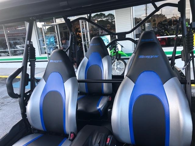 2020 Kawasaki Teryx4 LE at Jacksonville Powersports, Jacksonville, FL 32225
