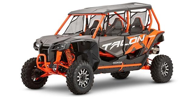 2020 Honda Talon 1000X-4 FOX Live Valve at G&C Honda of Shreveport