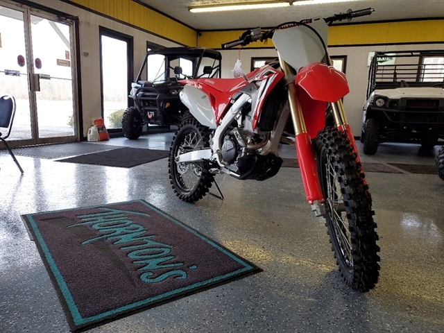 2020 Honda CRF 250R at Thornton's Motorcycle - Versailles, IN