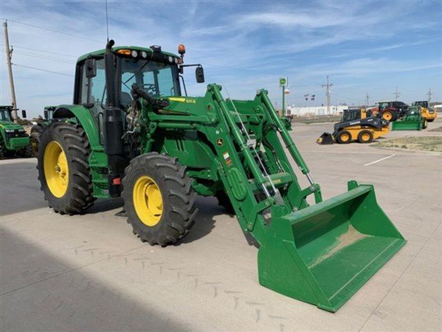 2020 John Deere 6130M at Keating Tractor