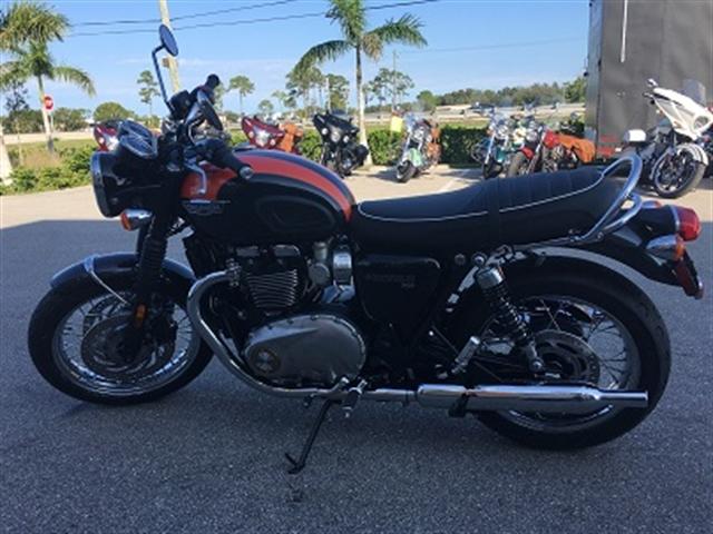 2020 Triumph Bonneville T120 (Two-Tone) at Fort Myers