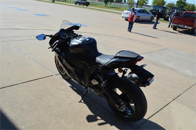 2021 Kawasaki Ninja ZX-10R ABS at Shawnee Honda Polaris Kawasaki