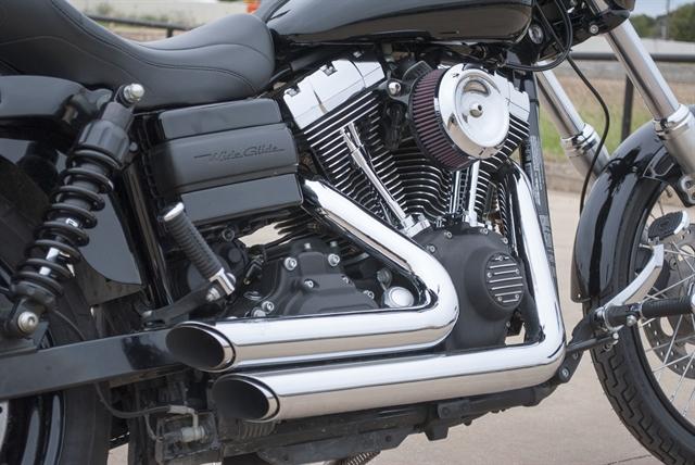 2011 Harley-Davidson Dyna Glide Wide Glide at Javelina Harley-Davidson