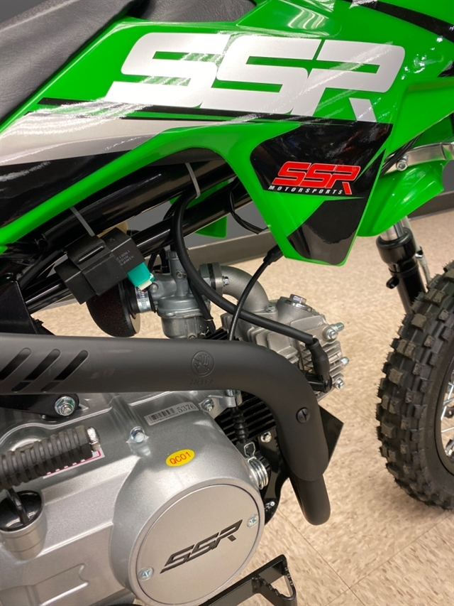 2021 SSR Motorsports SR110 Base at Sloans Motorcycle ATV, Murfreesboro, TN, 37129