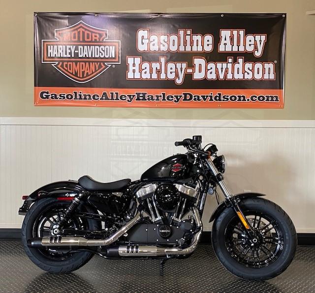 2021 Harley-Davidson Cruiser XL 1200X Forty-Eight at Gasoline Alley Harley-Davidson (Red Deer)