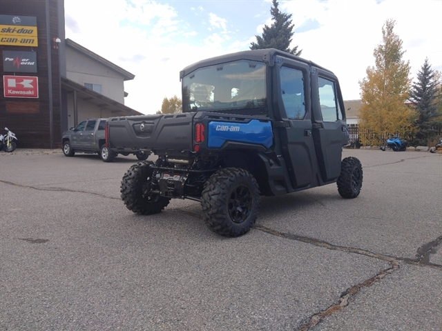 2021 CAN-AM Defender MAX LTD CAB HD10 at Power World Sports, Granby, CO 80446