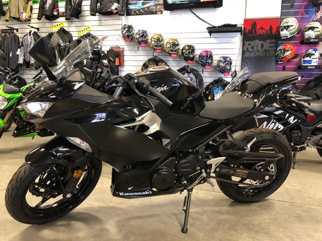 2018 Kawasaki Ninja 400 Base at Kawasaki Yamaha of Reno, Reno, NV 89502