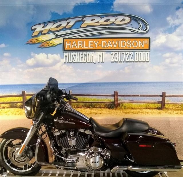2011 Harley-Davidson Street Glide Base at Hot Rod Harley-Davidson