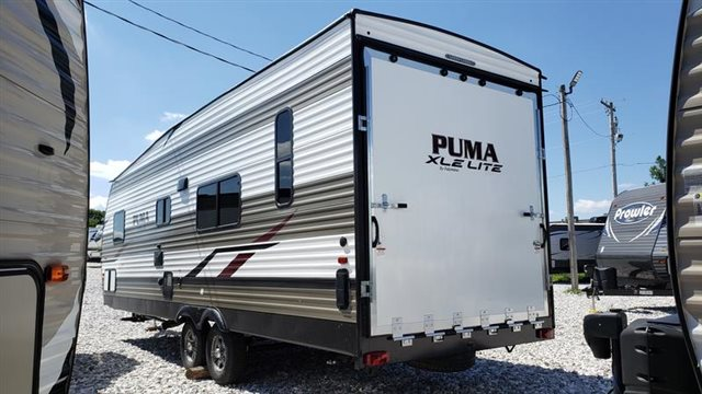 2020 Palomino Puma XLE Lite 25TFC at Youngblood Powersports RV Sales and Service