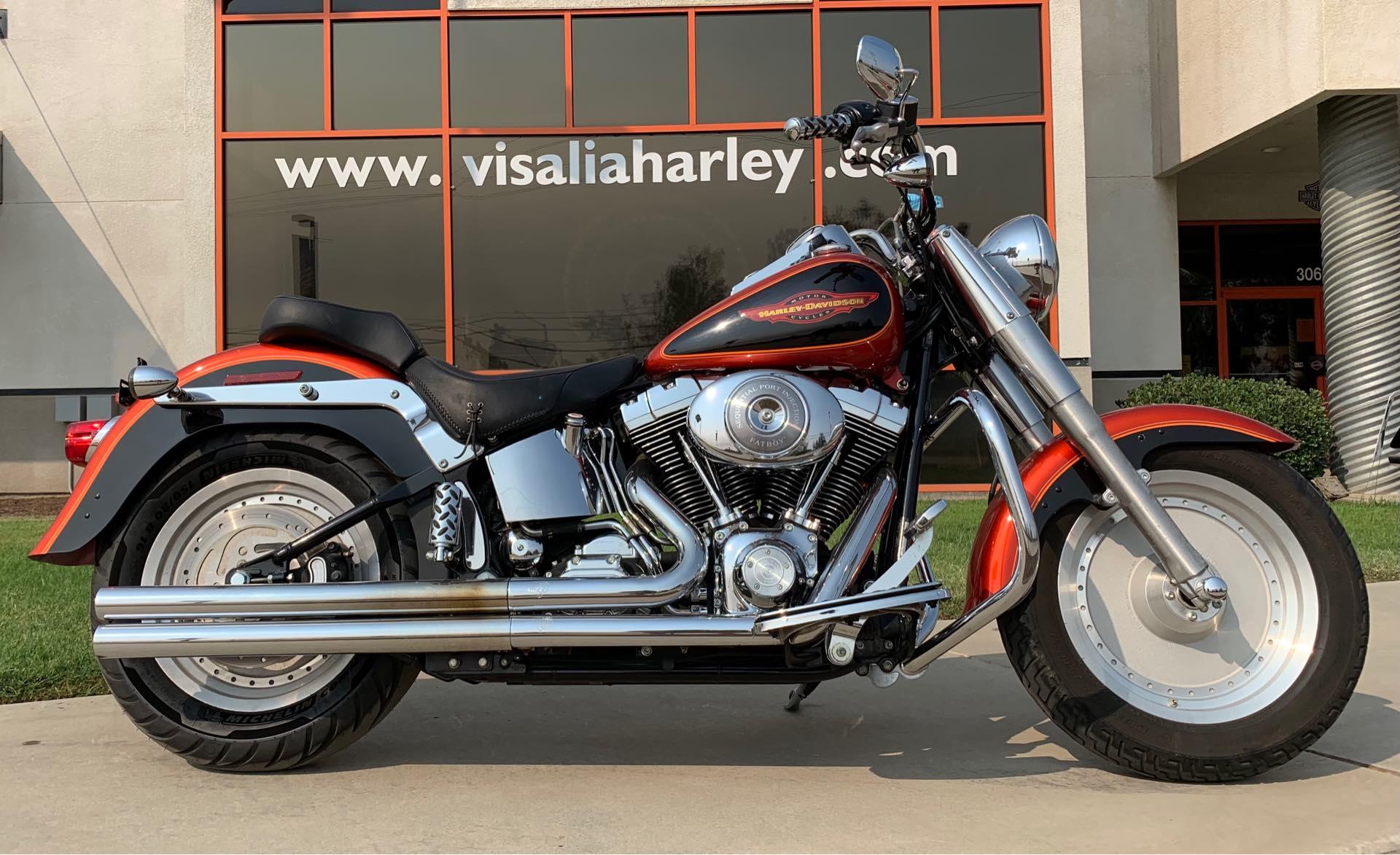 2005 Harley-Davidson Softail Fat Boy at Visalia Harley-Davidson