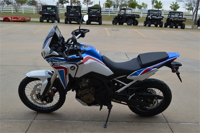 2021 Honda Africa Twin DCT at Shawnee Honda Polaris Kawasaki