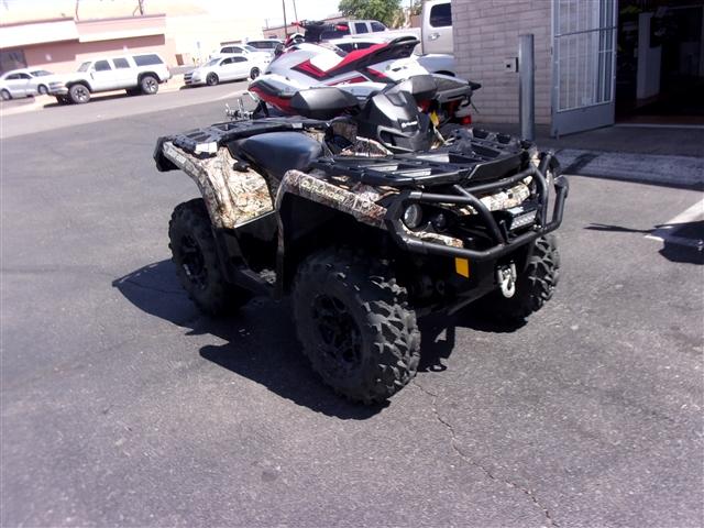 2015 Can-Am Outlander 1000 XT at Bobby J's Yamaha, Albuquerque, NM 87110