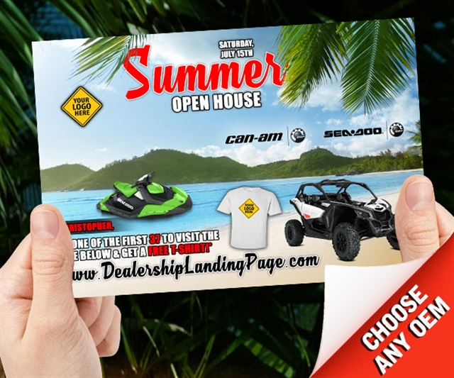 2019 Summer Summer Open House Powersports at PSM Marketing - Peachtree City, GA 30269