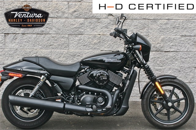 2017 Harley-Davidson Certified Street 750 at Ventura Harley-Davidson