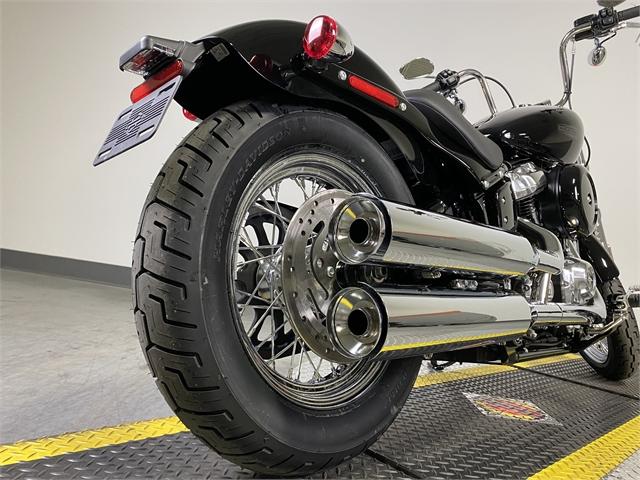 2021 Harley-Davidson Cruiser Softail Standard at Worth Harley-Davidson