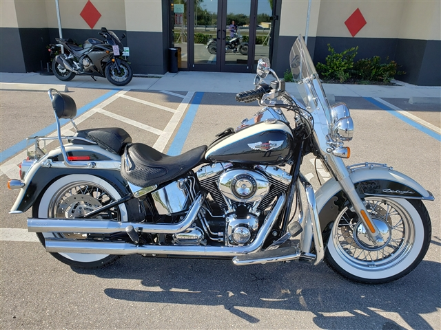 2012 Harley-Davidson Softail Deluxe at Stu's Motorcycles, Fort Myers, FL 33912