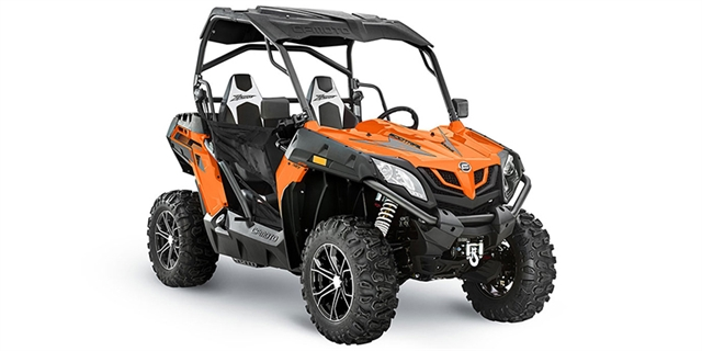 2020 CFMOTO ZFORCE 500 Trail at Hebeler Sales & Service, Lockport, NY 14094