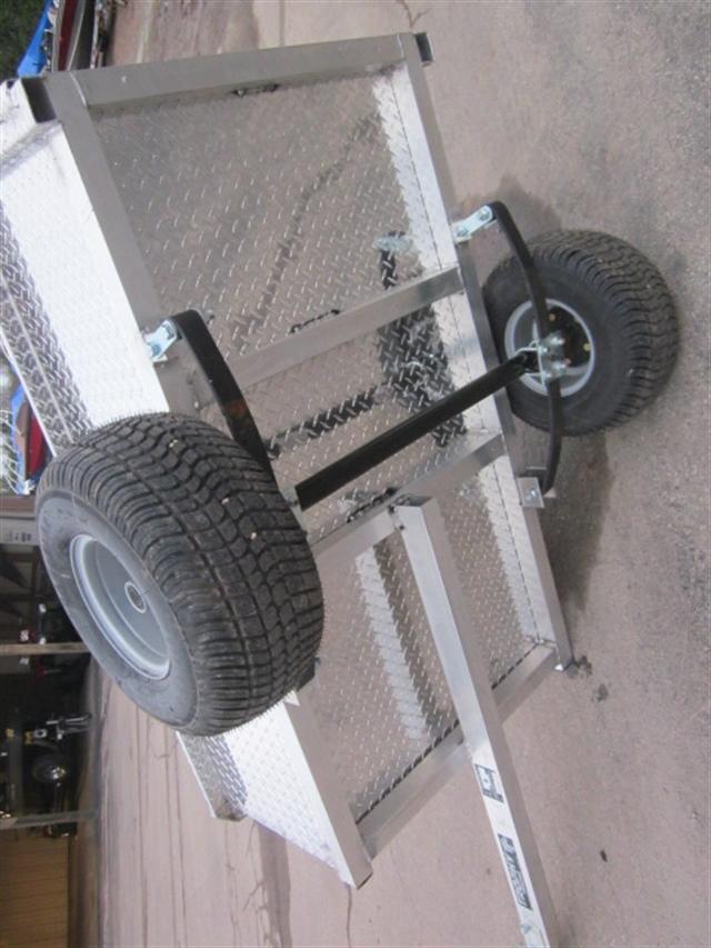 2021 Trophy BigFoot yard trailer at Fort Fremont Marine
