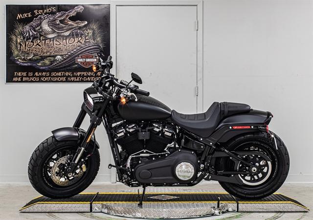 2020 Harley-Davidson Softail Fat Bob 114 at Mike Bruno's Northshore Harley-Davidson