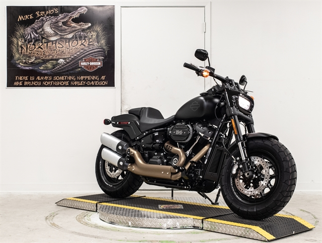 2020 Harley-Davidson Softail Fat Bob 114 at Mike Bruno's Northshore Harley-Davidson
