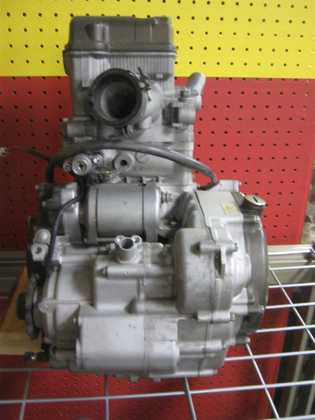 2008 Kawasaki KFX450R Rebuilt Engine KSF450R at Brenny's Motorcycle Clinic, Bettendorf, IA 52722