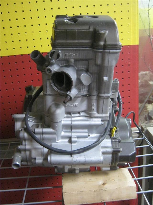 2008 Kawasaki KFX450R Rebuilt Engine KSF450R at Brenny's Motorcycle Clinic, Bettendorf, IA 52722