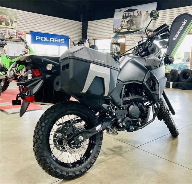 2022 Kawasaki KLR 650 at Prairie Motor Sports