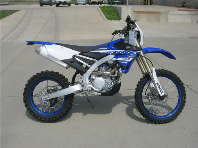 2019 Yamaha WR 250F at Brenny's Motorcycle Clinic, Bettendorf, IA 52722