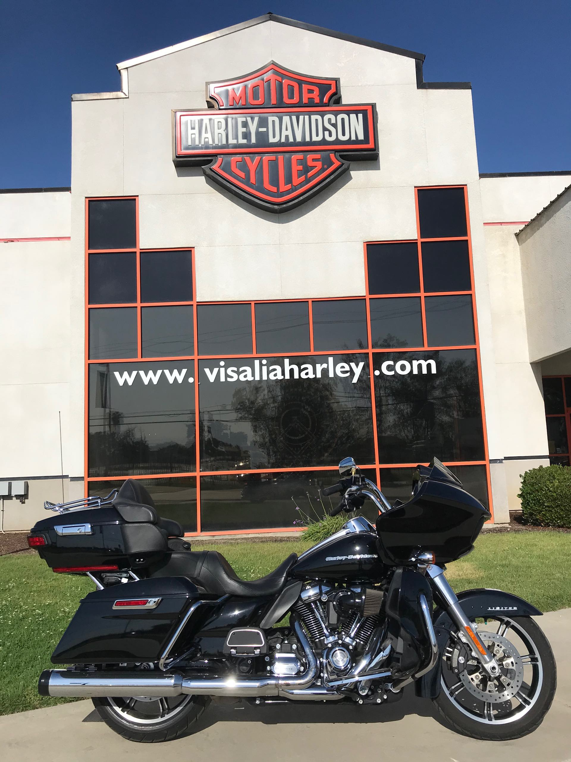 2020 Harley-Davidson Touring Road Glide Limited at Visalia Harley-Davidson