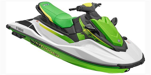 2021 Yamaha WaveRunner EX Deluxe at Clawson Motorsports