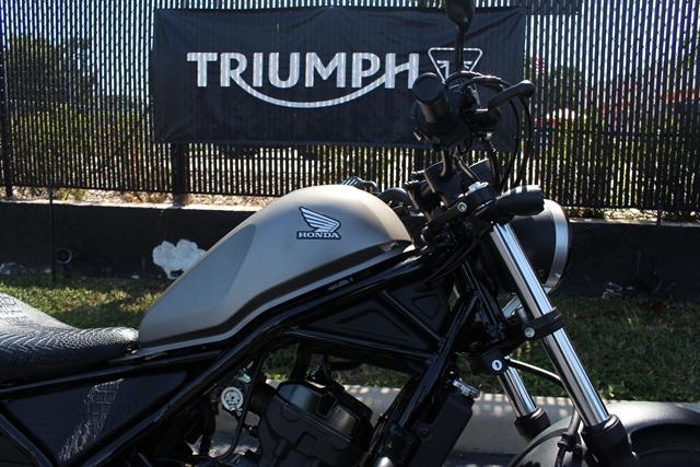 2018 Honda Rebel 300 at Tampa Triumph, Tampa, FL 33614