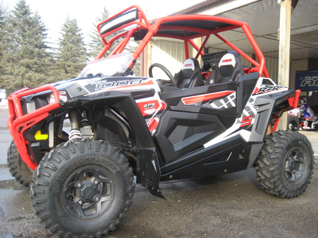 2016 Polaris RZR S 1000 EPS at Fort Fremont Marine Redesign