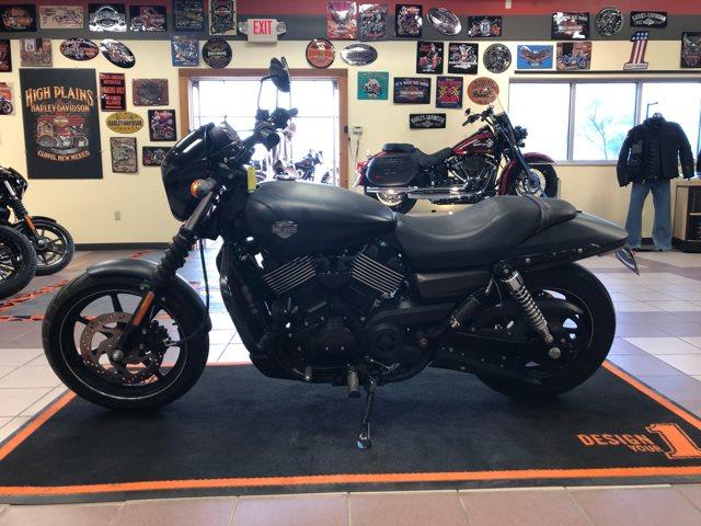 2015 Harley-Davidson Street 750 at High Plains Harley-Davidson, Clovis, NM 88101