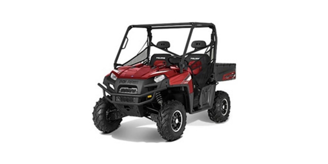 2013 Polaris Ranger 800 EPS Sunset Red LE at ATVs and More