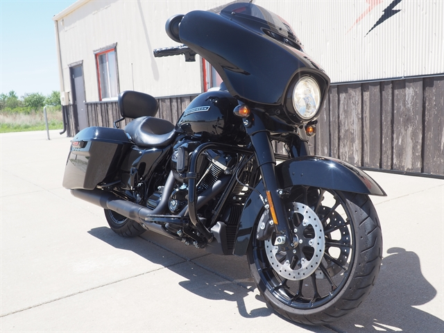2018 Harley-Davidson Street Glide Special at Loess Hills Harley-Davidson