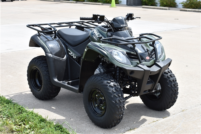 2018 KYMCO MXU 270 at Lincoln Power Sports, Moscow Mills, MO 63362