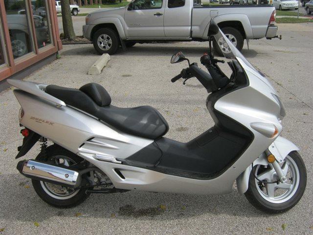 2001 Honda NSS250 Reflex at Brenny's Motorcycle Clinic, Bettendorf, IA 52722