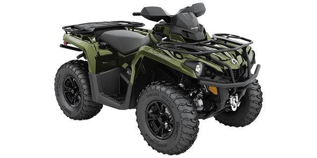 2021 Can-Am Outlander XT 570 at Extreme Powersports Inc