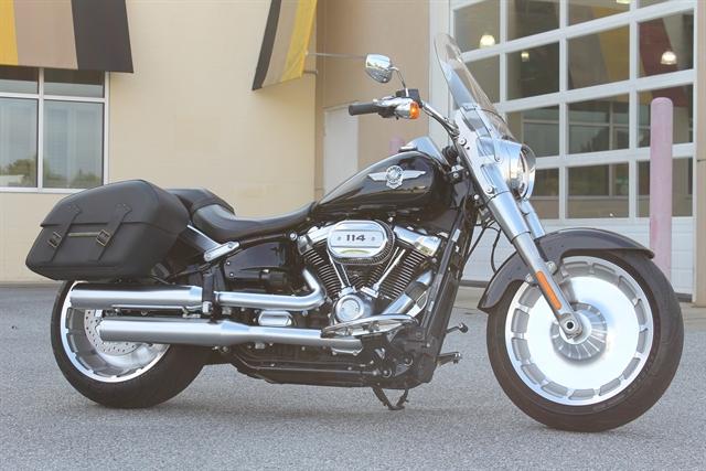 2019 Harley-Davidson Softail Fat Boy 114 at Extreme Powersports Inc