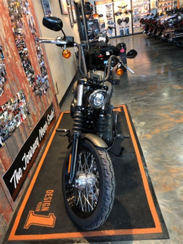 2019 Harley-Davidson Softail Street Bob at Vandervest Harley-Davidson, Green Bay, WI 54303