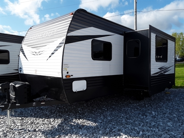 2020 Keystone Hideout LHS (East) 242LHS at Youngblood RV & Powersports Springfield Missouri - Ozark MO