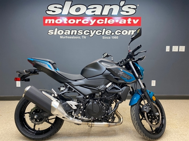 2021 Kawasaki Z400 ABS at Sloans Motorcycle ATV, Murfreesboro, TN, 37129