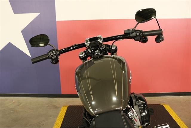 2019 Harley-Davidson Softail Breakout at Texas Harley