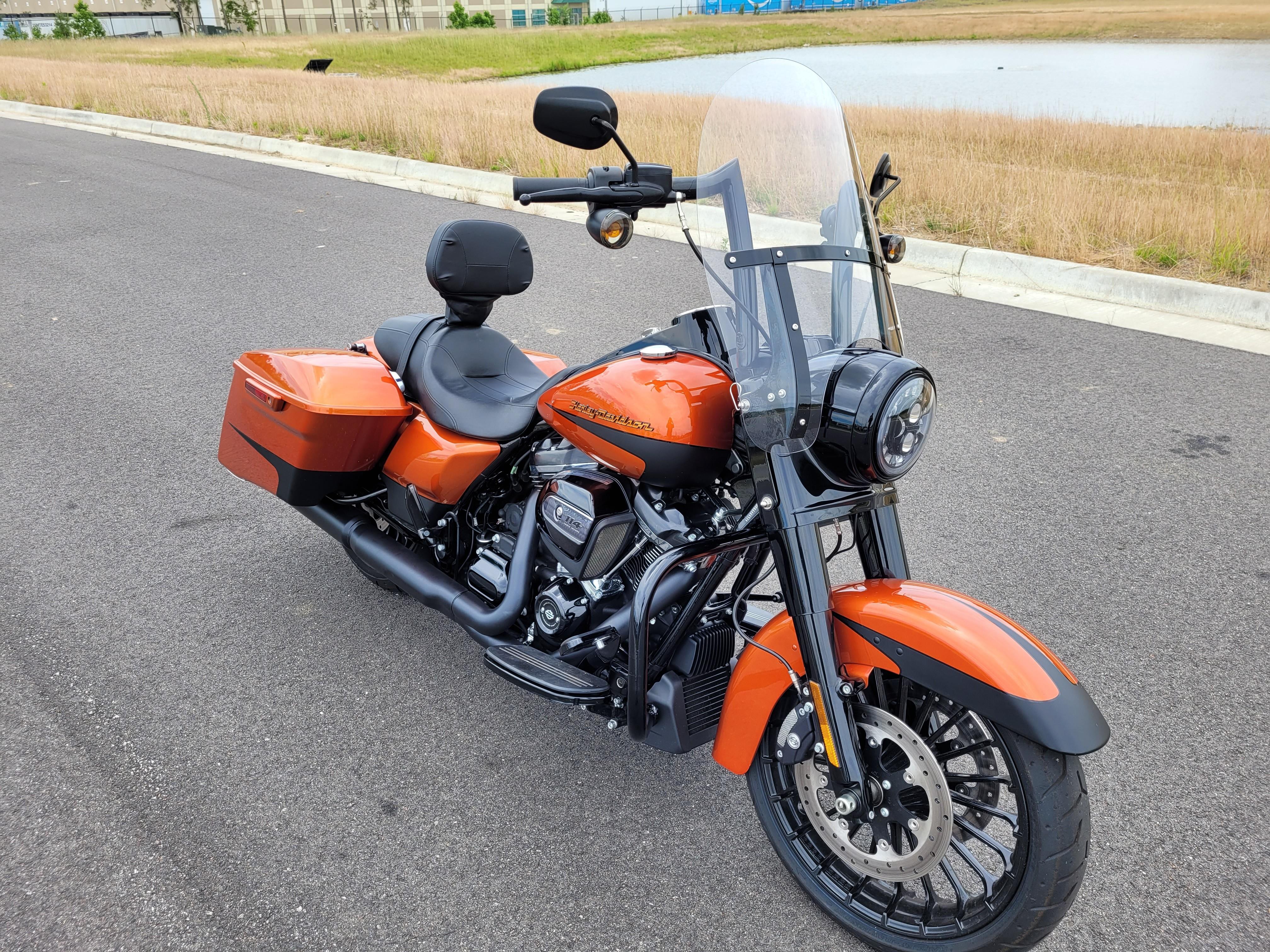 2019 Harley-Davidson Road King Special at Richmond Harley-Davidson